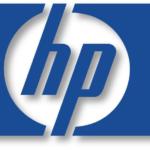 Лого hewlett packard